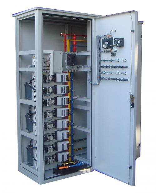 Automatic Power Factor Correction Panels | Ercon Group
