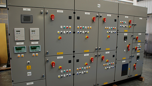 Intelligent motor control centres ercon group for Smart motor control center